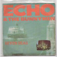 (V699) Echo & The Bunnymen, Seven Seas - 1984 - 7 inch vinyl
