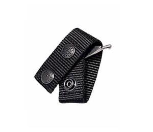 Distanziale passante Vega Holster 2V02 cordura nero con chiave manette