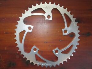 """NOS QBP Engagement CNCd Track Chainring   110 BCD / 47T / 1/8"""" / Made in USA"""