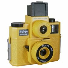 AU -  NEW HOLGA Camera Twin Lens Reflex 120GTLR / 120 GTLR Film Camera Yellow
