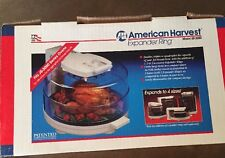 American Harvest Expander Ring Model ER-3000 New In Open Box