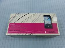 HTC T-Mobile g2 Touch negro! nuevo con embalaje original! sin bloqueo SIM! rar! muy raras!