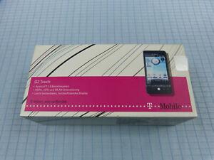 HTC T-Mobile G2 Touch Schwarz! Neu & OVP! Ohne Simlock! RAR! Sehr selten!