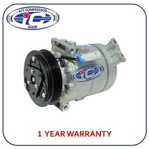 A/C Compressor fits Saab 9-3 2003-2004 L4 2.0L 97552