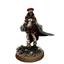 Imperial Soldiers Female Commissar with Fists of Power (PIN) - Wargames Exclusiv