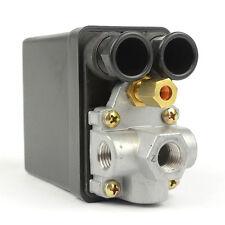 "Compressor Pressure Switch 1/4"" FPT 4 Port  Push/Pull 20 amps Dewalt - LF10-L4H"