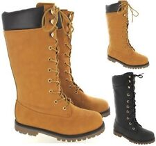 Knee High Boots Wide (C, D, W) Unbranded Shoes for Women
