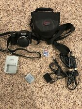 Canon PowerShot SX500 IS 16.0MP Digital Camera with extras!