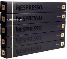 50 Nuovo Originale Nespresso Ristretto Gusto Capsule Caffè Capsule UK