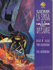 BATMAN: LA SPOSA DEL DEMONE (Barr - T. Grindberg - E. Grindberg) Ed. Play Press