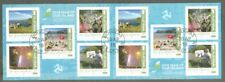 Isle of Man-2018 Year of our Island booklet complete cto-fine used