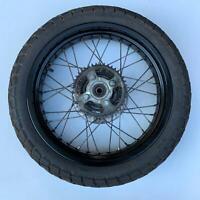 Braaap Mercury ST250 ST-250 cafe racer 2016 Rear wheel rim tyre disc straight