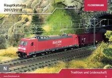 Fleischmann 990117 catalogo principale 2017/2018 tradizione e passione Spur N nuovo