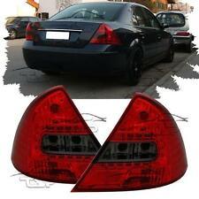 REAR LED TAIL LIGHTS RED-SMOKE FOR FORD MONDEO III 00-07 MK3 SALOON NEW