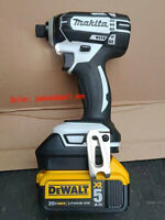 Dewalt DCB 18V/20V Max battery adaptor  convert  to Makita 18V tools usage
