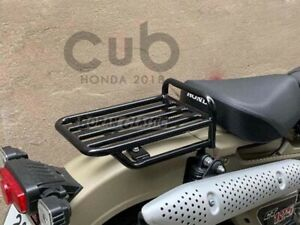 REAR RACK HONDA CT 125 HUNTER 2020 - 2021 LUGGAGE SUPPORT BOX TRAVEL TRAIL