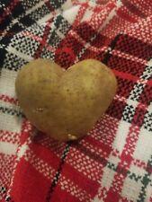 Heart Shaped Potato