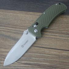 GANZO Messer G726M-GR Taschenmesser Klappmesser 440C Stahl Green G10 Griff