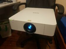 Sony VPL-FHZ57 3LCD Laser LED Projector 4100 Lumens WUXGA + Remote + power cable
