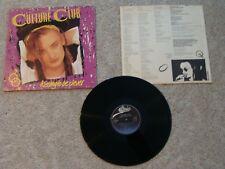 Culture Club Kissing To Be Clever Original PROMO LP Vinyl Record VG/G