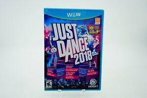 Just Dance 2018: Wii U