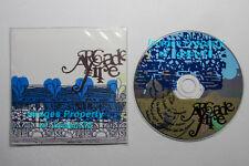 *RARE* Arcade Fire 2003 Original Demo EP CD w/ No Cars Go PROOF Funeral Vinyl LP