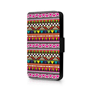 Mandala Colourful Design 2 Phone Flip Case For Samsung