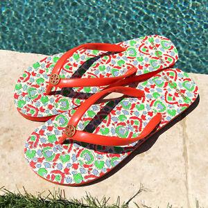Tory Burch Sandals Flip-Flop, Printed Thin Flip-Flop