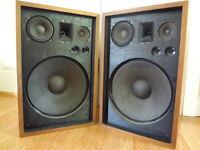 Pair of Vintage PIONEER CS-99  Speakers Original Made in Japan