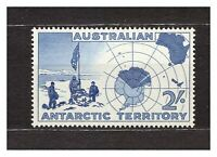 s31302) AUSTRALIAN ANTARCTIC 1957 MNH** Antarctic exploration 1v