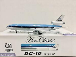 Aeroclassics KLM DC-10-30 1:500 PH-DTA