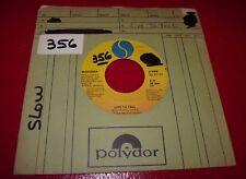 45 RPM Madonna Live to Tell / Instrumental 356