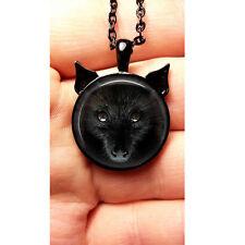 Vampire Bat Pendant Necklace Gothic Bats Goth Jewelry