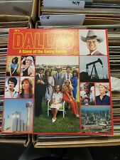 TV's Dallas - A Game Of the Ewing Family Board Game Full Pieces Intact