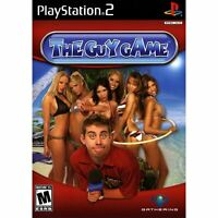 The Guy Game - PlayStation 2 (PS2) Game *CLEAN VG