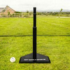 Baseball Batting Tee | Telescopic Rubber Batting Tee | Adjustable Batting Tee