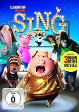 SING  DVD NEU