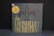LP: Louisville Orchestra  Jorge Mester HEITOR VILLA-LOBOS First Edition Records