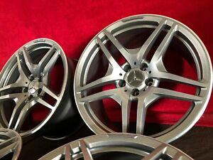 AMG Felgen 8,5+9,5 x 19 Mercedes R230 SL55 SL63 SL65 W211 E63 CLS55 CLS63 C219