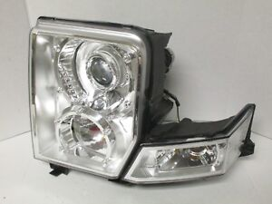 2006-2010 JEEP COMMANDER LEFT SIDE HEADLIGHT XENON HID LH DRIVER HAND