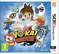 Yo-Kai Watch Game - Nintendo 3DS Comes WIth Yo-Kai Medal - NEW SEALED GAME 3DS
