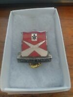 347th Engineer Battalion Crest DI DUI Clutch back A.H. Dondero Inc D2 DC