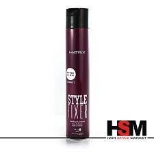 Matrix Style Link Style Fixer Finishing Hairspray Lacca Tenuta Lunga Forte 400 m