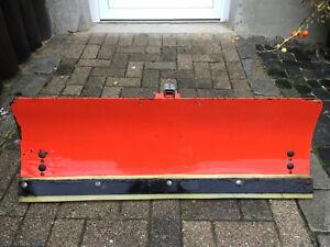 AGRIA Schneeschild Schneeräumschild Schneeschieber Typ 0496 011 auch HAKO