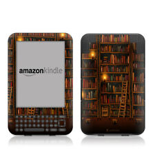 Kindle Keyboard Skin - Library by Vlad Studio - Sticker Decal