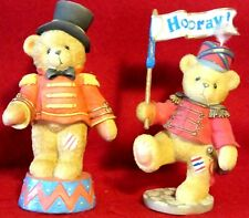 2 ~ Cherished Teddies ~ Bruno / 103713 & Lanny / Ct005