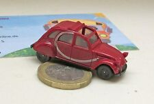Herpa: Citroen 2 cv charleston, rouge