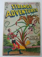 Strange Adventures #44 DC Comics 1954 Golden Age Sci-Fi