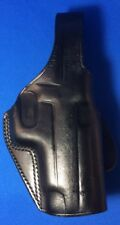 Galco Right Hand Unlined Paddle Holster,SIG-SAUER P226 w/rail bobbed hammer Blck