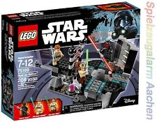 LEGO 75169 Star Wars Duel on Naboo Qui-Gon Jinn Obi-Wan Kenobi Darth Maul N1/17